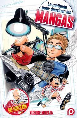 Couverture de La méthode pour dessiner les mangas