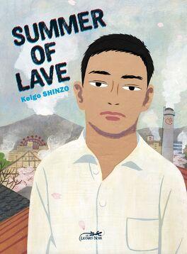 Couverture du livre : Summer of Lave