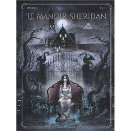 Couverture du livre : Le Manoir Sheridan, Tome 1 : La Porte de Géhenne