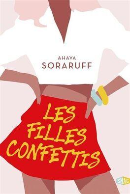 Couverture du livre : Les filles confettis