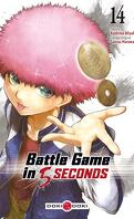 Battle Game in 5 Seconds, Tome 14