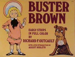 Couverture du livre : Buster Brown: Early Strips in Full Color