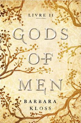Couverture du livre : Gods of men, Livre 2 : Temple of Sand