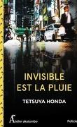 Invisible est la pluie