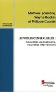 Les violences sexuelles: nouvelles expressions, nouvelles interventions