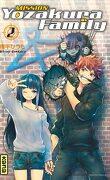 Mission : Yozakura Family, Tome 2