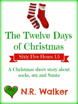 Couverture du livre : Sixty Five Hours, Tome 1.5 : The Twelve Days of Christmas