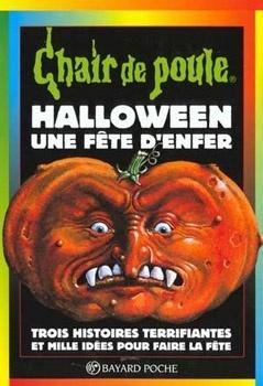 Chair De Poule Tome 65 Halloween Une Fete D Enfer