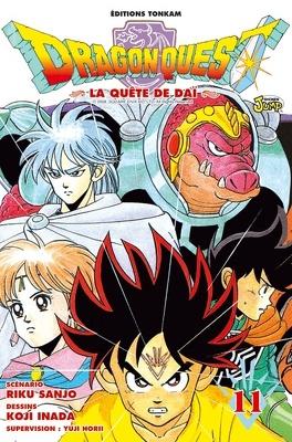 Couverture du livre : Dragon Quest, Tome 11