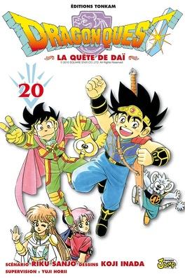 Couverture du livre : Dragon Quest, Tome 20