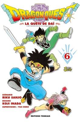 Couverture du livre : Dragon Quest, Tome 6