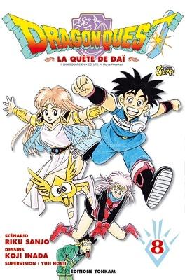 Couverture du livre : Dragon Quest, Tome 8