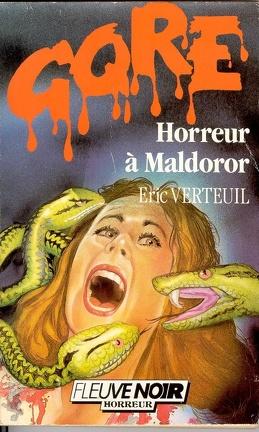 Couverture du livre : Horreur à Maldoror