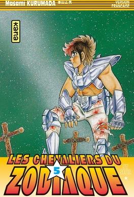 Couverture du livre : Les Chevaliers du Zodiaque, Tome 5