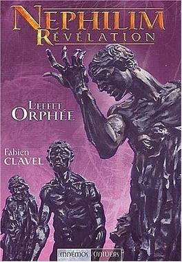 Couverture du livre : Nephilim Révélation : L'effet Orphée