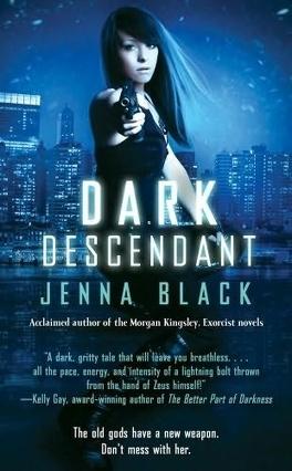 Couverture du livre : Nikki Glass, tome 1 : Dark Descendant