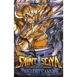 Couverture du livre : Saint Seiya - The Lost Canvas, Tome 5