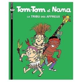 Couverture du livre : Tom-Tom et Nana, Volume 14 : La tribu des affreux