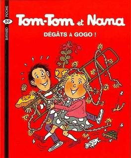 Couverture du livre : Tom-Tom et Nana, Volume 23 : Dégâts à gogo !
