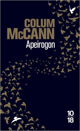 Couverture du livre : Apeirogon
