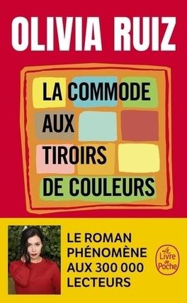 Couverture du livre : La Commode aux tiroirs de couleurs