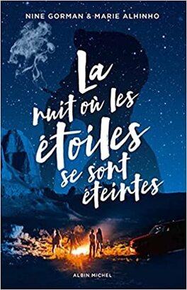 Couverture du livre : La nuit où les étoiles se sont éteintes