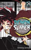 Demon Slayer, Tome 20