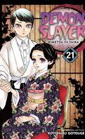 Demon Slayer, Tome 21