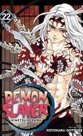 Demon Slayer, Tome 22