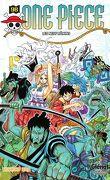 One Piece, Tome 98 : Les Neuf Rônins