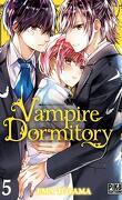 Vampire Dormitory, Tome 5