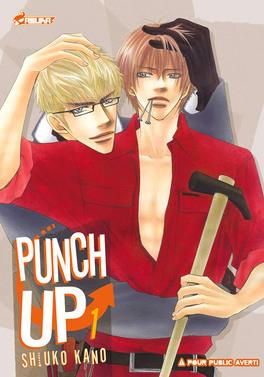Couverture du livre : Punch Up, Tome 1