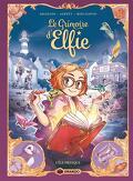 Le Grimoire d'Elfie, Tome 1 : L'île presque