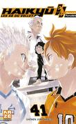 Haikyū !! Les As du volley, Tome 41