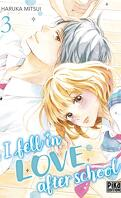 I fell in love after school, Tome 3