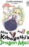 Miss Kobayashi's Dragon Maid, Tome 1