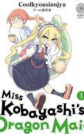 The Maid Dragon of Kobayashi-San, Tome 1