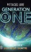 Generation One, Tome 3 : Retour à zéro