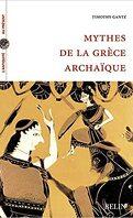 Mythes de la Grèce archaïque.