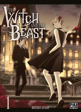 Couverture du livre : The Witch and The Beast, Tome 1