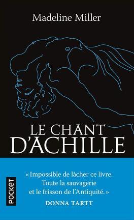 Couverture du livre : Le Chant d'Achille