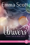 couverture All In, Tome 2 : Mon Univers 2