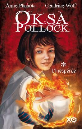 Couverture du livre : Oksa Pollock, Tome 1 : L'Inespérée