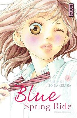 Couverture du livre : Blue Spring Ride, Tome 3