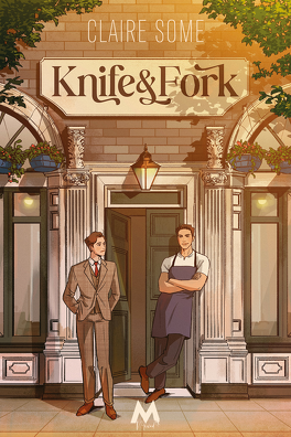Couverture du livre : Knife & Fork