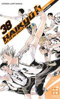 Haikyū !! Les As du volley, Tome 38