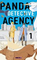 Panda Detective Agency, Tome 1