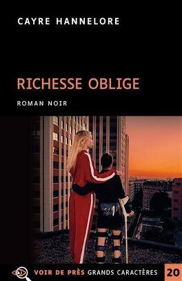 Couverture du livre : Richesse oblige