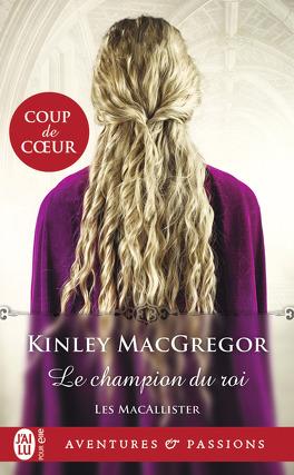 Couverture du livre : Les MacAllister, Tome 5 : Le Champion du roi