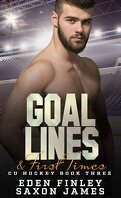 CU Hockey, Tome 3 : Goal Lines & First Times
